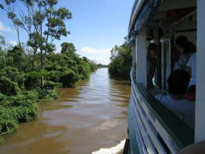 SA boat tour