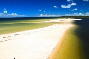 Alter Chao Beach Amazon