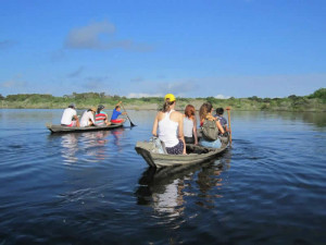 amazon-santarem-small-boat-green-stone-journeys-wellness-tours-brazil