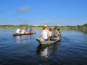 Canoe Trip Pantanal