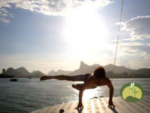 João Paulo Pereira Yoga Teacher Rio de Janeiro Balance Green Stone Journeys Wellness Tours Brazil