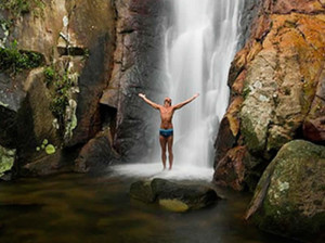 Ilha Grande Paraty Waterfall Nature Green Stone Journeys Wellness Tours Island Discovery