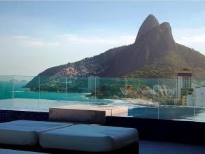 Ipanema Beach Rio Janeiro Eco-spa Green Stone Journeys Wellness Tours Brazil