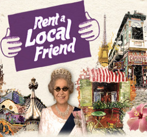 Rent a Local Friend Green Stone Journeys
